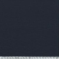 Crêpe de viscose texturé bleu marine 20 x 140 cm
