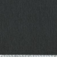 Chambray fin noir 20 x 140 cm