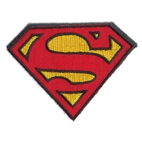 Thermocollant Logo Superman
