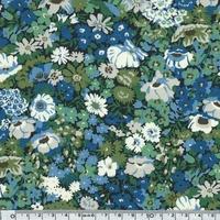 Liberty Thorpe vert et bleu coloris C 20 x 137 cm