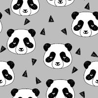 DERNIER COUPON Jersey Panda coloris gris 1m60 x 140 cm
