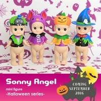Sonny Angels Série Limité Halloween 2016 - 1 figurine au hasard