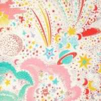 Liberty Milky Way coloris A 20 x 137 cm