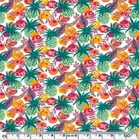 Liberty Ibiza Berry coloris C 20 x 137 cm