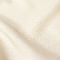 Tissu Crêpe Off White 20 x 140 cm