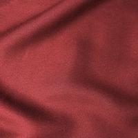 DERNIER COUPON   Tissu Crêpe Amarante 40 x 140 cm