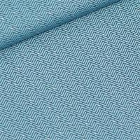 Tissu Mazing Maths Bleu cristal 20 x 140 cm