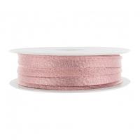 Passepoil lurex blush 1m