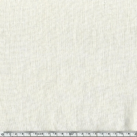 Lin lavé blanc 20 x 140 cm