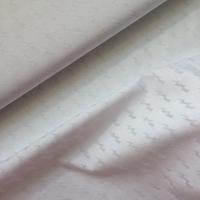 Voile de coton éclairs en transparence 20 x 140 cm