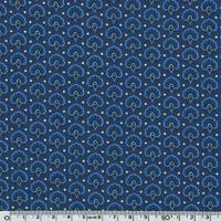 Liberty Seth Rankine bleu coloris C 20 x 137 cm