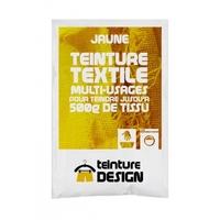 Teinture textile 10g jaune