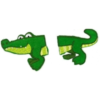 Thermocollant en deux morceaux Crocodile
