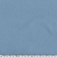 DERNIER COUPON Gabardine fine denim 40 x 140 cm