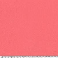 DERNIER COUPON  Jersey 100% coton sorbet 125 x 140 cm