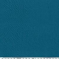 Viscose légère bleu pétrole 20 x 140 cm