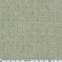 Tissu gaze ajourée coloris vert sauge 20 x 140 cm