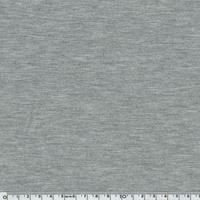 Jersey viscose gris chiné clair 20 x 150 cm