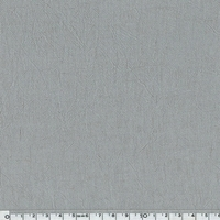 Tissu viscose et lin coloris gris 20 x 140 cm