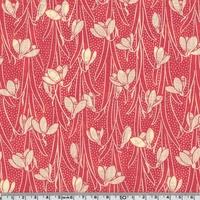 Liberty Hesketh rouge 20 x 137 cm