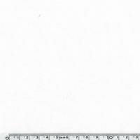 DERNIER COUPON jersey 100% coton coloris blanc 1mx 140 cm