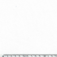 DERNIER COUPON Jersey 95% coton 5% spandex blanc 80 x 140 cm