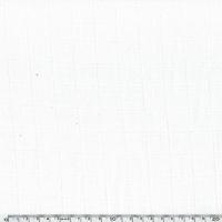Tissu lange coloris blanc 20 x 150 cm