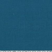Tissu lange coloris bleu pétrole 20 x 150 cm