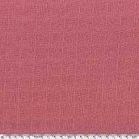 Tissu lange coloris pivoine 20 x 150 cm
