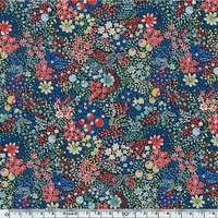 Liberty Elderberry myrtille coloris A 20 x 137 cm