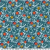 Liberty Huckleberry lichen coloris A 20 x 137 cm