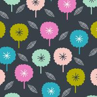 Tissu Confetti Flower head 20 x 110 cm