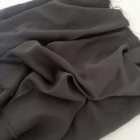 Viscose coloris poivre gris 20 x 140 cm