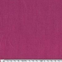 Lin enduit coloris framboise 20 cm x 140 cm
