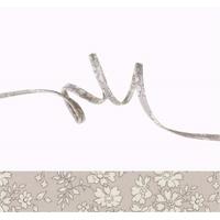 Cordon Liberty Capel gris perle K 50cm