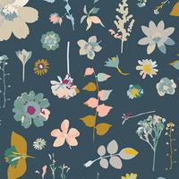 Tissu Garden Dreamer Moment in time dim 20 x 110 cm