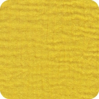Tissu double gaze de coton coloris absinthe 20 x 140 cm