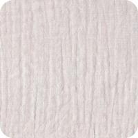 Tissu double gaze de coton coloris nude 20 x 140 cm
