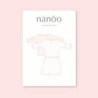 Patron robe et top Nanöo femme
