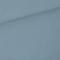 DERNIER COUPON Batiste de coton coloris bleu Arona 2m10 x 140 cm