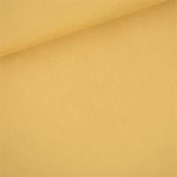 Batiste de coton coloris jaune Sauternes 20 x 140 cm