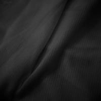 Doublure maille maillot de bain coloris noir 20 x 140 cm