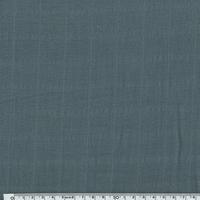 Tissu lange uni coloris aluminium 20 x 140 cm