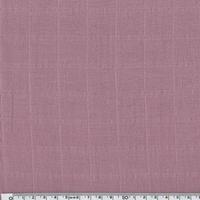 Tissu lange uni coloris bergamote 20 x 140 cm