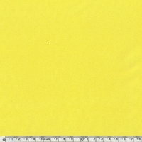 Viscose épaisse coloris jaune soleil 20 x 140 cm