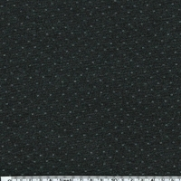 Jersey poly-viscose plumetis 20 x 140 cm