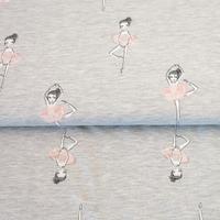Jersey Bio Danseuse 20 x 140 cm