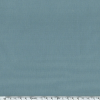 Viscose épaisse unie bleue 20 x 140 cm
