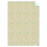 Feuille de papier Liberty Poppy Daisy pastel