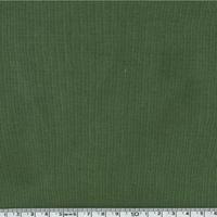 Bord-côte kaki assorti au jersey coton/spandex 20 x 72 cm